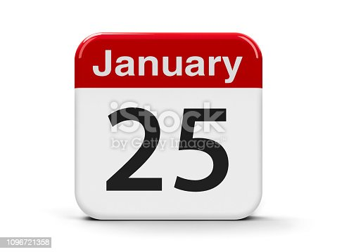 istock 25th January 1096721358