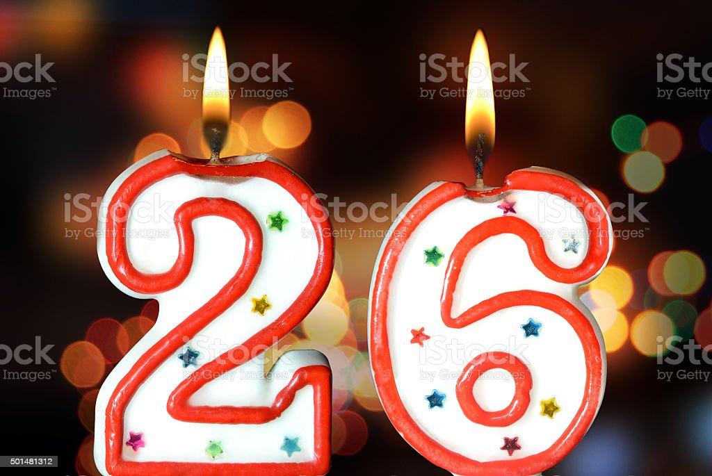 Wondrous 26Th Birthday Stock Photo Download Image Now Istock Funny Birthday Cards Online Necthendildamsfinfo