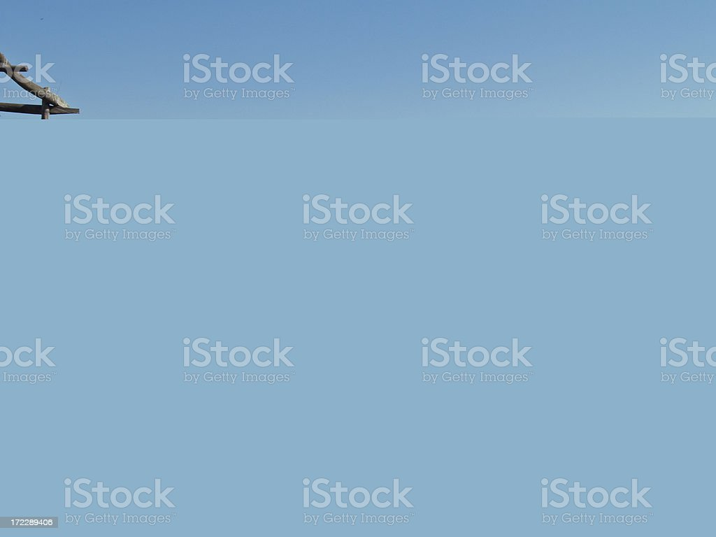 2nd down royalty-free stock photo