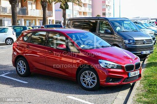 istock BMW 2-series Active Tourer 1138807525