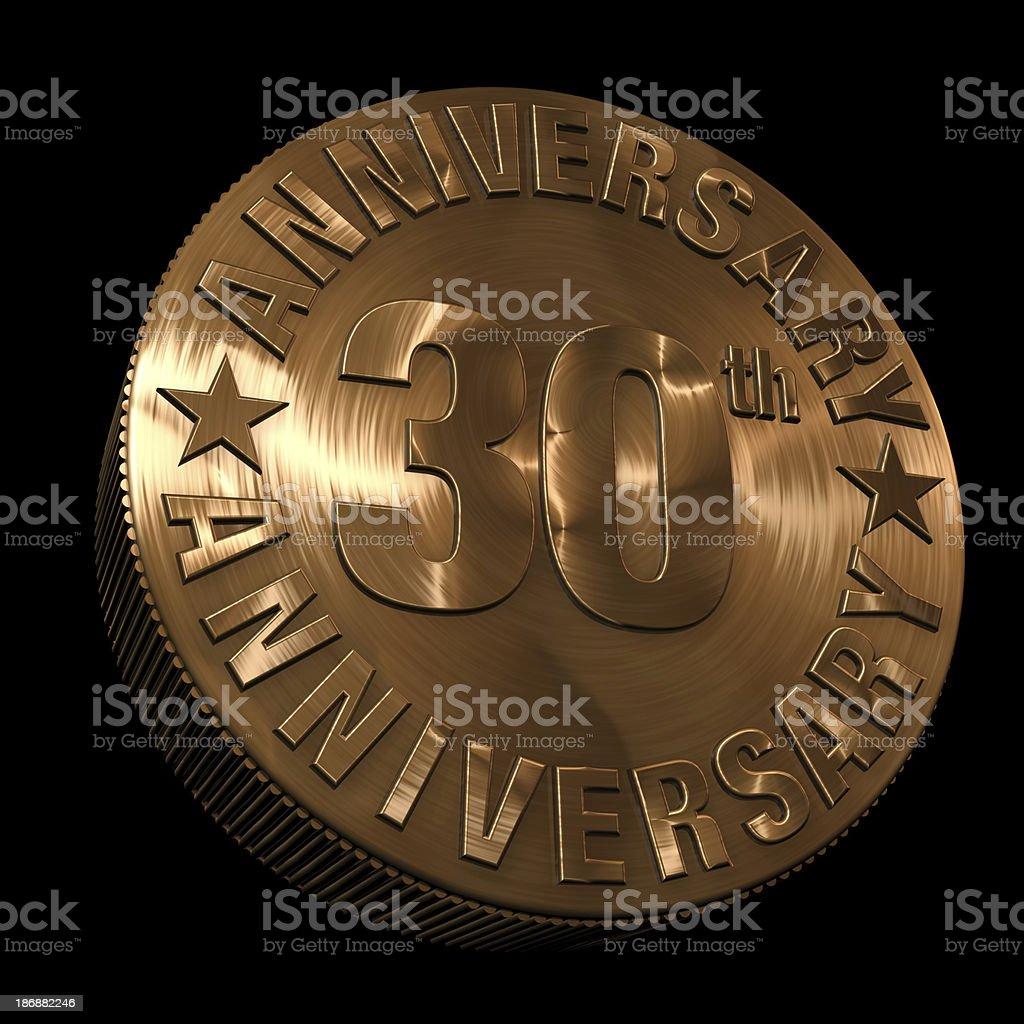 30° aniversario de entrega de medallas - foto de stock