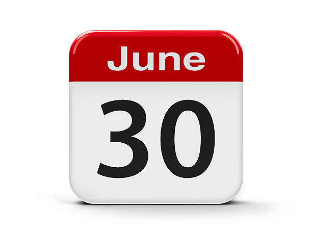 30th june - june stock photos and pictures
