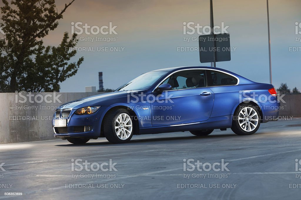 Royalty Free Status Car Sports Car Bmw Car Pictures Images And