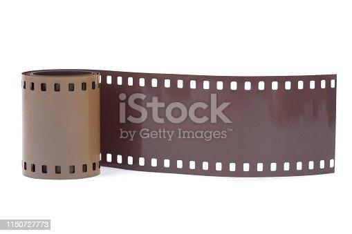 1125303139 istock photo 35mm filmstrip on white background 1150727773
