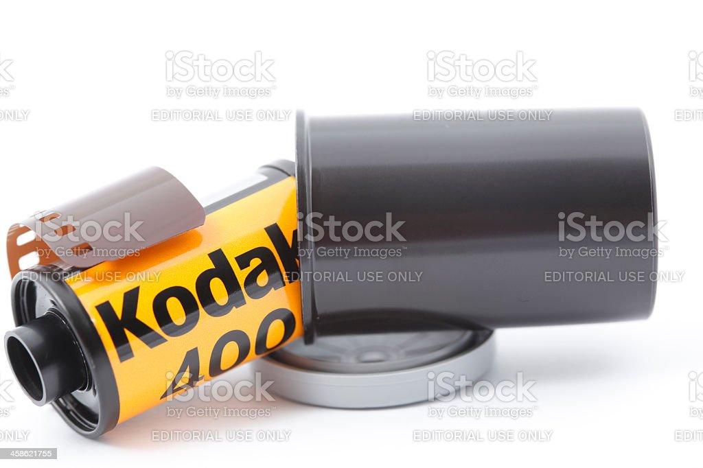 35mm Kodak Camera Film Stock Photo - Download Image Now - iStock