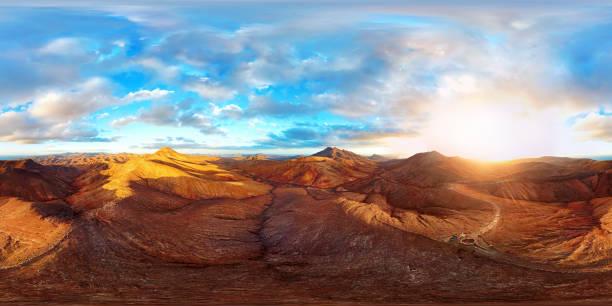 360x180 degree full spherical aerial panorama of desert landscape in picture id674755924?b=1&k=6&m=674755924&s=612x612&w=0&h=9ob4rei4tgbhmfjdq0vik5if21yaokiuko7jvjkmzr0=