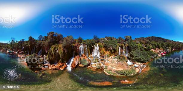 360x180 degree full spherical panorama of kravica waterfall bosnia picture id827684420?b=1&k=6&m=827684420&s=612x612&h=zend6yk3s7ngxieypwjyqa83zqazxyumr w745btady=
