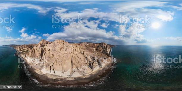 360x180 degree spherical aerial panorama of vlihada beach on island picture id1070497672?b=1&k=6&m=1070497672&s=612x612&h=itqesrbr2mqaflqqngwq6cbtzav2 lykun3uipygax0=