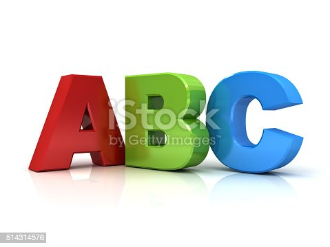 istock 3d abc letters isolated over white 514314576