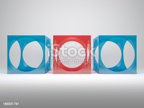 175439992istockphoto 3d abstract advertisement shelves 185331791