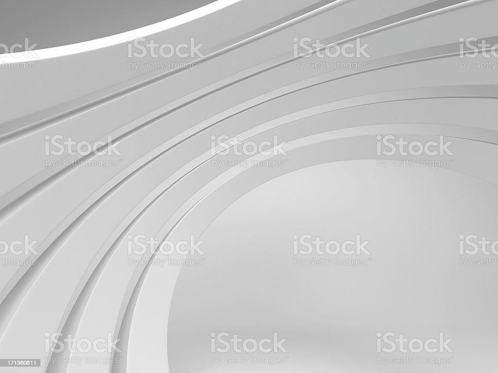 3 d abstrakt Architektur Hintergrund – Foto