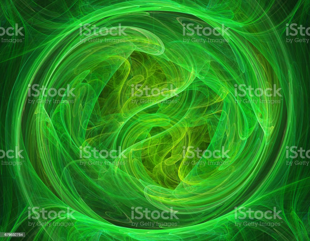 3d abstract fractal illustration for creative design royalty-free stock photo
