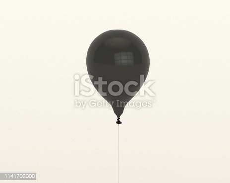 istock 3d balloon for party or birthday isolated on background 1141702000