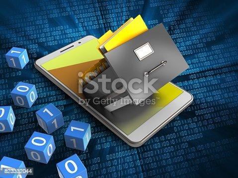 istock 3d binary cubes 823332044