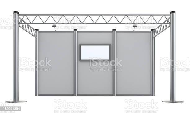 3d blank advertisement exhibition stand with video wall picture id185091354?b=1&k=6&m=185091354&s=612x612&h=cfzw3b93lgpbxsulp0 mibcknuat damb0yzm4j1uyw=