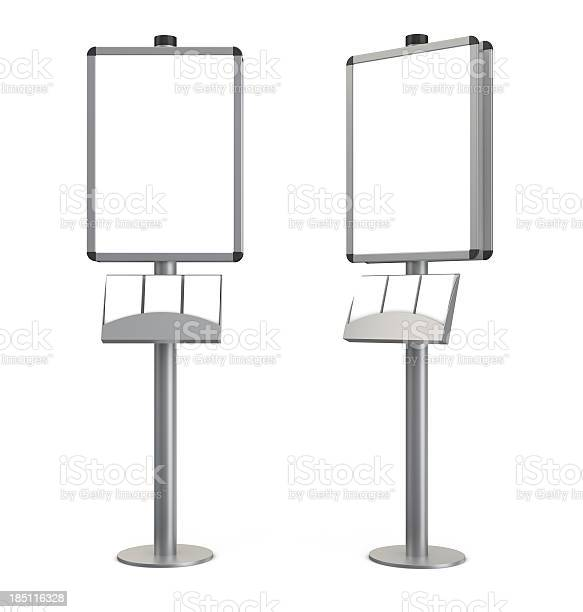 3d blank indication information stand with brochures picture id185116328?b=1&k=6&m=185116328&s=612x612&h=tigiwalbber2tfenlulnzzyqzjiu4gu7fodh37x9doe=