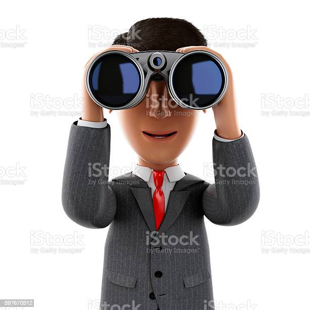 3d businessman looking through binoculars picture id597670512?b=1&k=6&m=597670512&s=612x612&h=bwgqvdfhgfipn9shw6orzkdqnrgetcqyjrd6mmmgxje=
