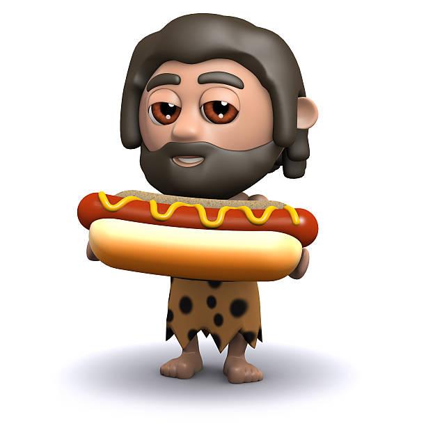 3d caveman with a hot dog picture id500946213?b=1&k=6&m=500946213&s=612x612&w=0&h= 0dmzjymcjg uqsts xrwfrayqbubvw1lx7sqfvoz e=