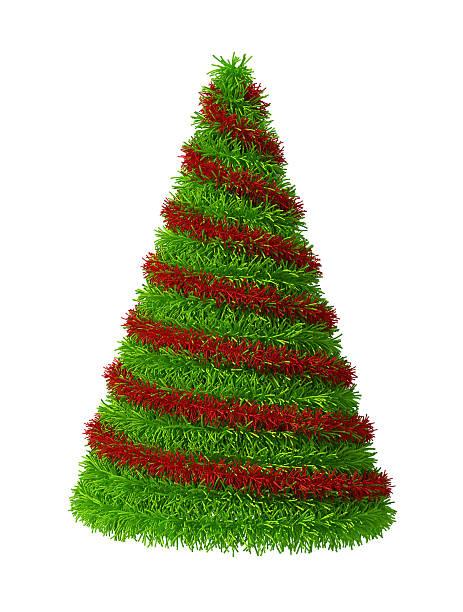 3 d Weihnachtsbaum – Foto