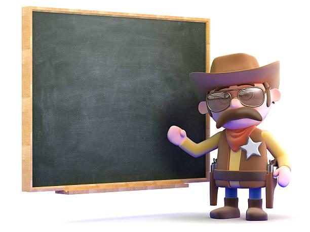 3d cowboy sheriff at the blackboard picture id498016033?b=1&k=6&m=498016033&s=612x612&w=0&h=xeupkwak bx3gbun9j1mmmddhyaqvuouf02qxkltyj0=