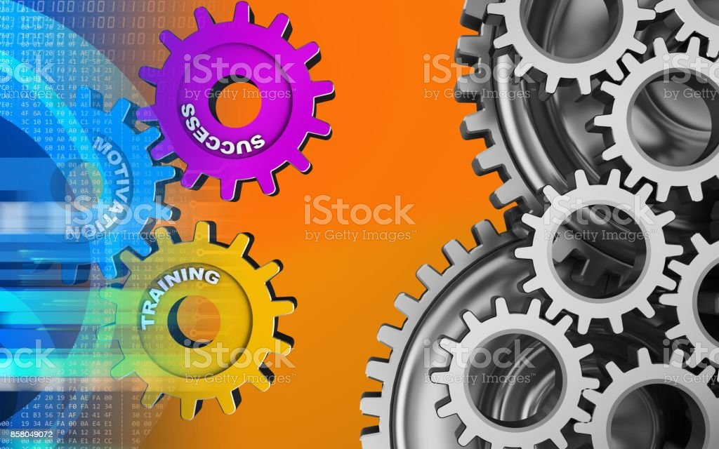 3d digital stock photo