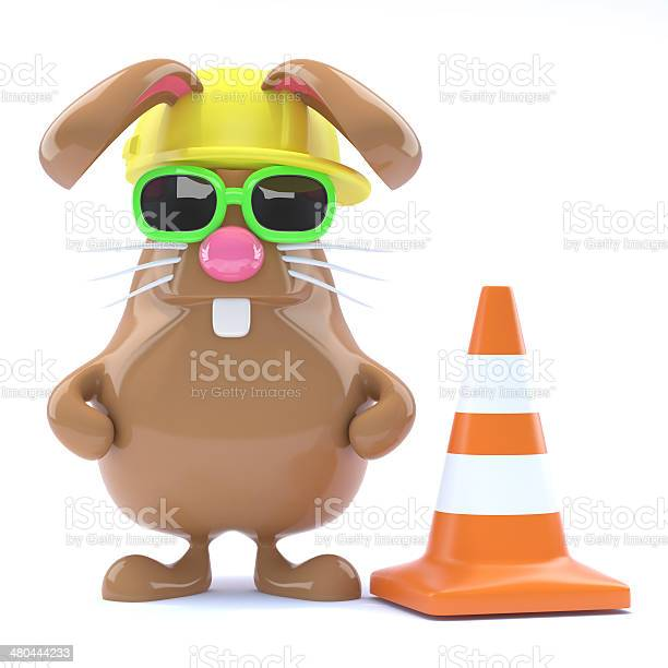 3d easter bunny road works picture id480444233?b=1&k=6&m=480444233&s=612x612&h=nby m47ppez1wl hs s ayg5 ph33mqu jh3s7fw vu=