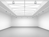 3d empty gallery Please see some similar pictures from my portfolio: