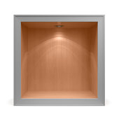 3d empty wooden shelf with aluminum framePlease see some similar pictures from my portfolio: