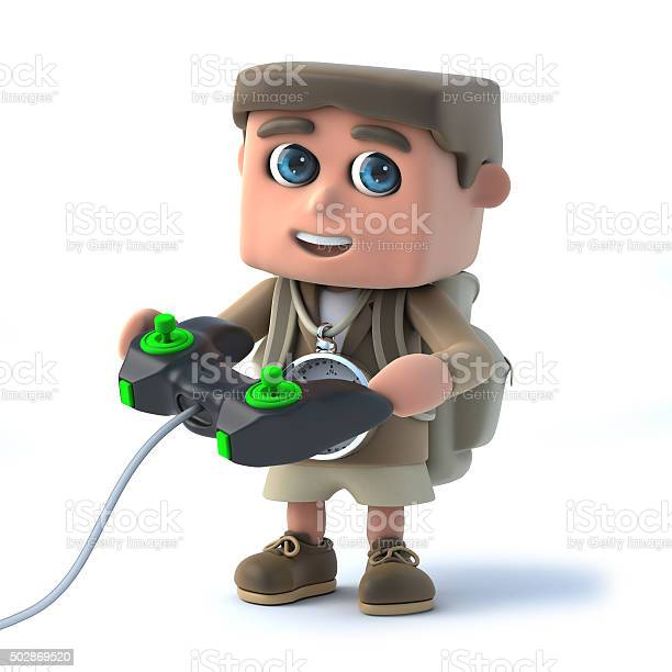 3d explorer kid is playing video games picture id502869520?b=1&k=6&m=502869520&s=612x612&h=03iy1lk3og0qmo 55hl9laxh6v2ruk8ddxqbmseuu9c=