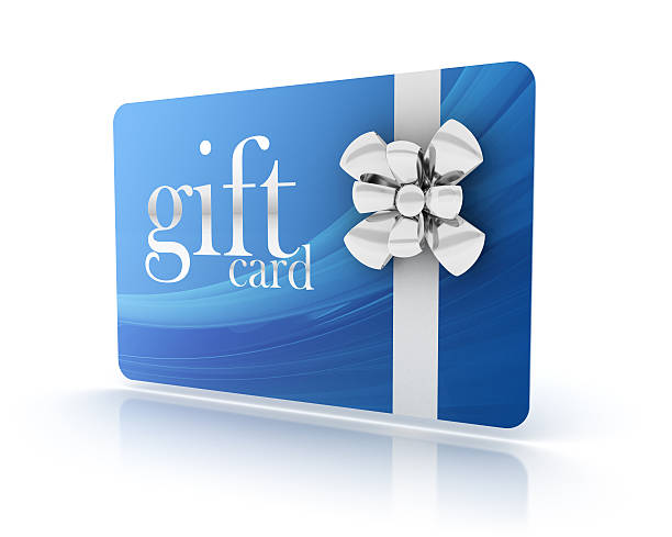 Gift card pictures images and stock photos istock 3d gift card stock photo negle Gallery
