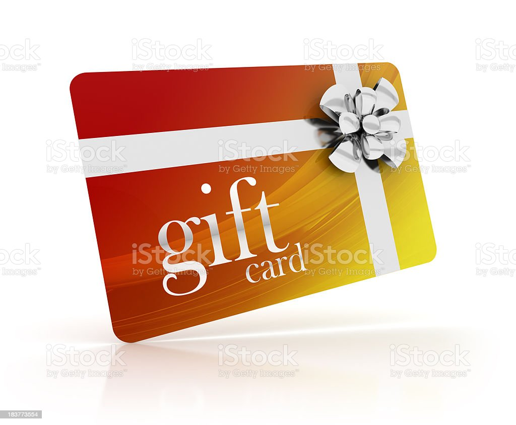 3 d carte-cadeau - Photo
