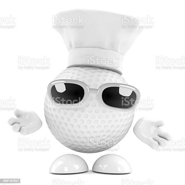 3d golf ball chef picture id499782647?b=1&k=6&m=499782647&s=612x612&h=cbqgdavqbte6ht7 j19go5gjrskb xoodjdd02h8zpw=
