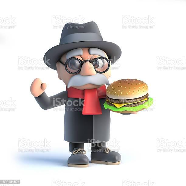 3d grandpa has a burger picture id522134824?b=1&k=6&m=522134824&s=612x612&h=6qhz8fmy0mblzyvssjmgqulwnl2hdexbajclpqxmodu=