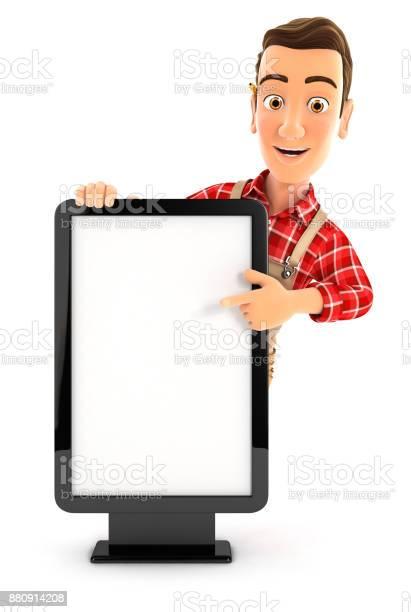 3d handyman pointing to blank billboard picture id880914208?b=1&k=6&m=880914208&s=612x612&h=ndzpoqjxqbokteka73l6xt9 8zwu0 e iddea5qxgra=