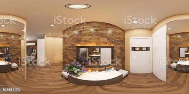 3d illustration of a seamless 360 degrees panorama of the interior of picture id913951174?b=1&k=6&m=913951174&s=612x612&h=ymygvottvwlkinknqsjoi9q1awlij npb46jbydhjsa=