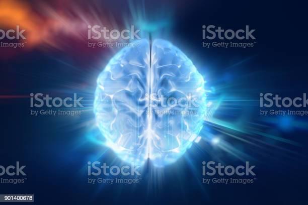3d illustration of human brain on technology background picture id901400678?b=1&k=6&m=901400678&s=612x612&h= 0vaeh q1wpijxfofosc62c6yn1fid3xm ukgvqvkwe=