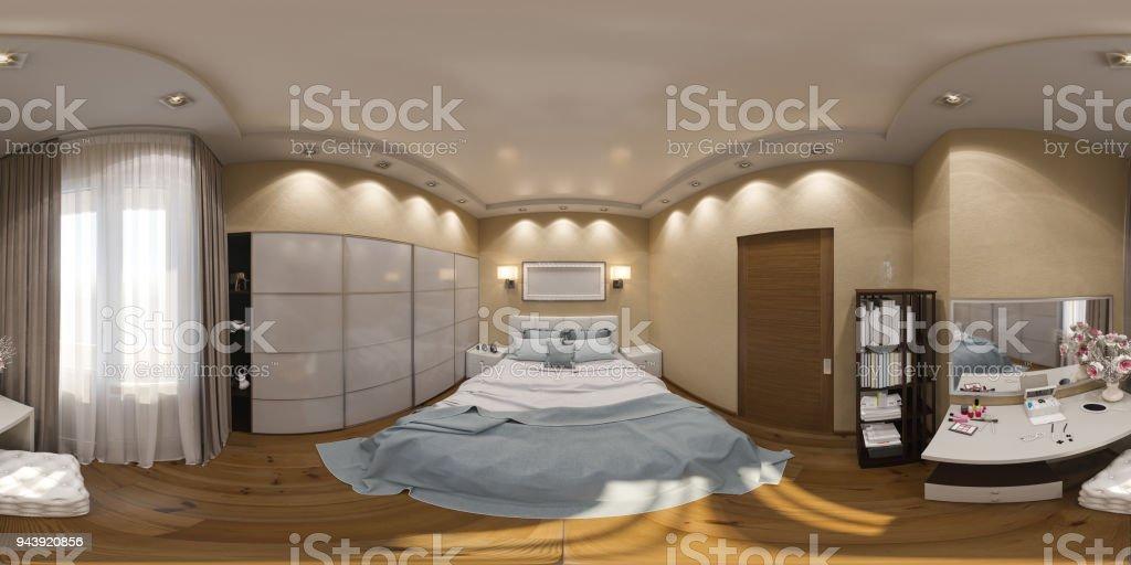 Bedroom, Domestic Room, Door, Home Interior, Home Showcase Interior