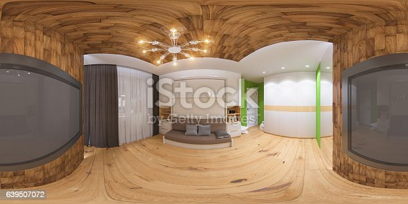 628979038istockphoto 3d illustration spherical 360 degrees, seamless panorama 639507072