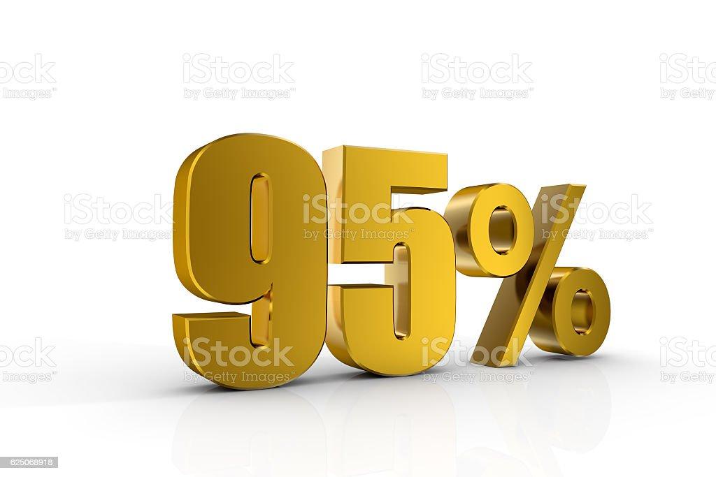 3d illustration95% ストックフォト