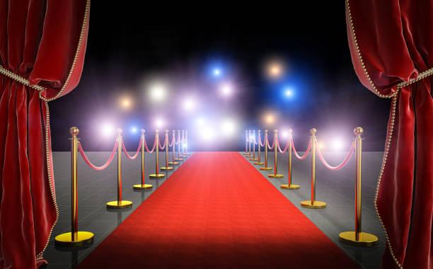 3d image render of a red carpet with velvet curtains and flash in the picture id1184398972?b=1&k=6&m=1184398972&s=612x612&w=0&h=h6l3jmg3pjbvqcj76m80ybihinbvrtptdpridogmmcg=