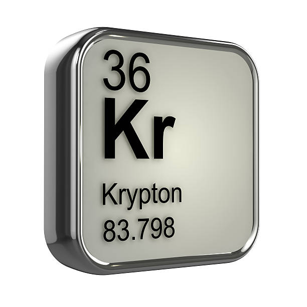 Royalty Free Krypton Chemical Element Pictures Images And Stock