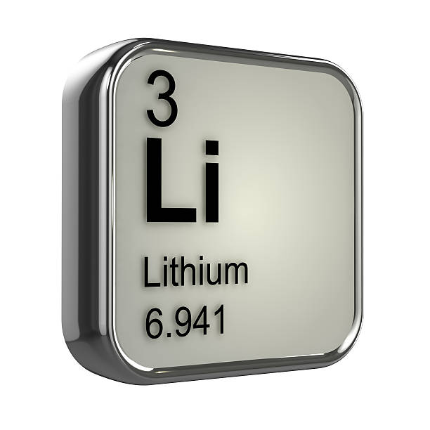 Royalty free lithium element periodic table pictures images and 3d lithium element stock photo lithium on the periodic table urtaz Image collections