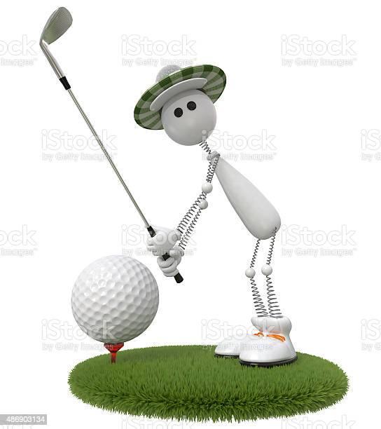 3d little man golfer picture id486903134?b=1&k=6&m=486903134&s=612x612&h=rf4zf btm3cv0ruuggwhyypvg2j4d5dzfhoqgqnfxpg=