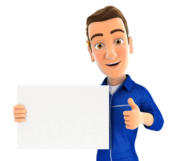 3d mechanic holding placard with thumb up picture id920409226?b=1&k=6&m=920409226&s=612x612&w=0&h=p w4i7wgkjle8eqpkxpno1gkvni k9y2dhlo4yxjpxs=