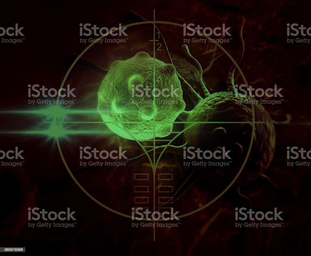 3D medicinsk illustration av hjärnan aneurysm - Royaltyfri Anatomi Bildbanksbilder
