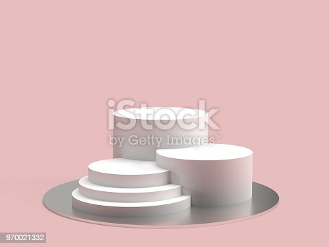 istock 3d Minimal Product display 970021332