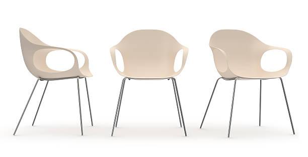 3 d nowoczesne krzesło - krzesło zdjęcia i obrazy z banku zdjęć