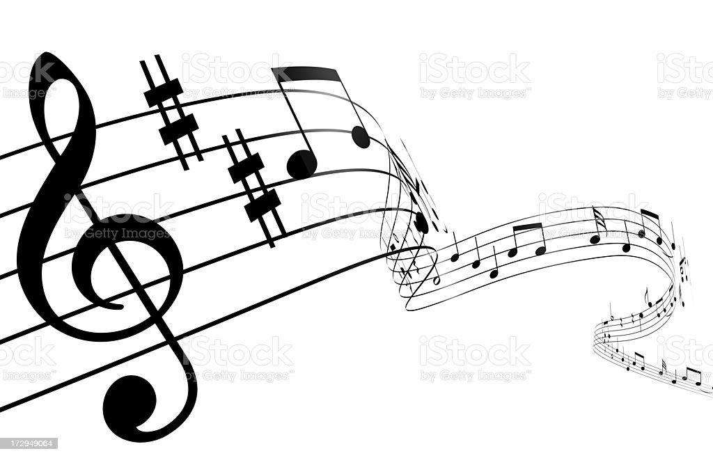 Top 3d Music Notes stock photo | iStock RT19