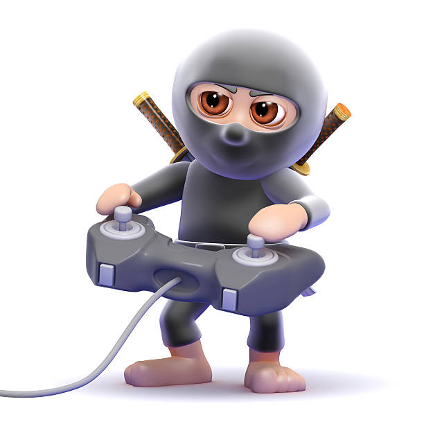 3d ninja videogamer picture id485167059?b=1&k=6&m=485167059&s=612x612&w=0&h=vyglxnlmrr9prq4aqcebhalzcslxgzoximjrtka5wf0=