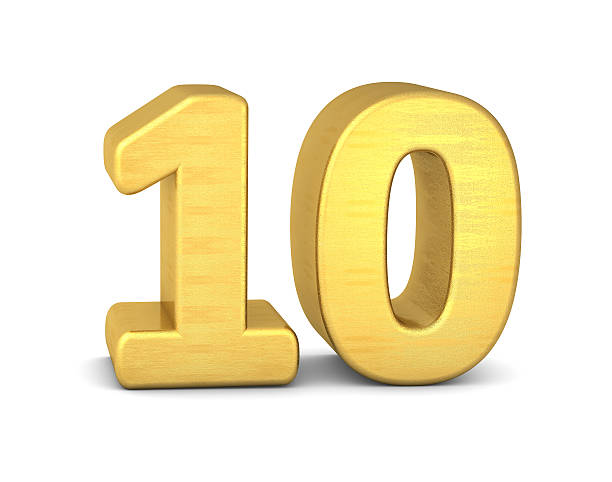 Royalty Free Number 10 Pictures, Images and Stock Photos - iStock on
